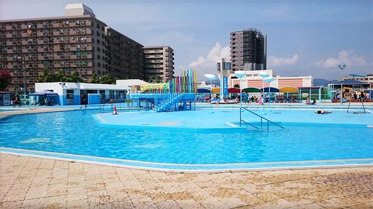 高松市民プール