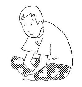 胡坐は腰痛に1番悪い姿勢