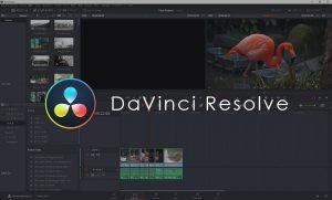 DaVinci Resolve(ダヴィンチ・リゾルブ)