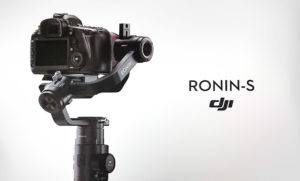 DJI Ronin Sの設定から使い方、アプリの使用法まとめ