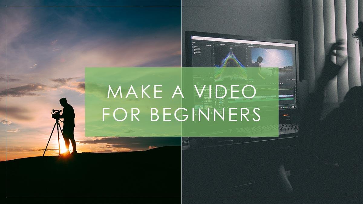 初心者からの動画の作り方講座