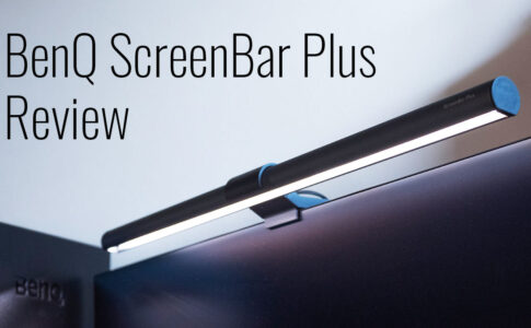 BenQ ScreenBar Plusレビュー